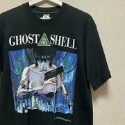 Super Ghost In The Shell T-shirt 90s Anime List No.t1681