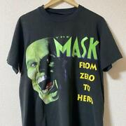 90s The Mask Vintage T-shirt Used List No.t2826