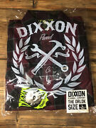 Dixxon Flannel Co The Orlok Limited Edition Large Tall Lt New Unopened