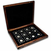 European Nations Currency Units Silver 12-coin Set - Sku232783