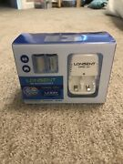 Lonsent Cr2-3v Rechargeable Battery +charger Bushnell Golf Buddy Brand New