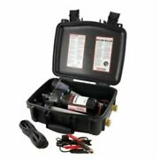 Remco Manufacturing Wtss-01 Remco Water Transfer Pump 12 Volt W/battery Clips