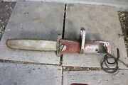 Vintage Mall Tool Company Electric Chainsaw 51664m Rare