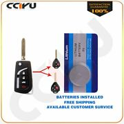 Car Key Keyless Entry Remote Fob For 2011 Toyota Camry G Chip W/extra Battery