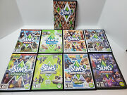 The Sims 3 Pc Mac With 8 Expansion Packs Pets Late Night Supernatural