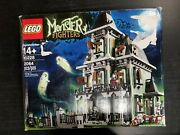 Lego 10228 Monster Fighters Haunted House - Open Damaged Box - Contents Sealed