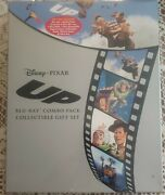 Up Blu-ray And Dvd, Combo Pack Collectible Set Disney Pixar Movie Film Newread