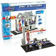 Snap Circuits Bric Structures   Brick And Electronics Exploration Kit   Over 20...