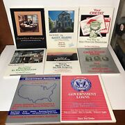Lot Of 8 Dave Del Dotto Cash Flow Books - Real Estate - Foreclosures - Auctions