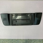 Toyota Altezza License Plate Carbon Style Filler Lexus Is200 Is300