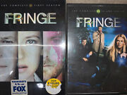 Fringe - The Complete First And Second Season 1 And 2 Dvd Season 1 Is New