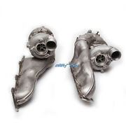 Lh And Rh Turbocharger Turbo Chargers Fit For Audi A6 A7 A8 079145703e 079145704e