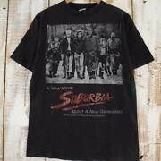 90and039s Mosquitohead Suburbia Punk Movie T-shirt 90 Mosquito Head List No.rt2442