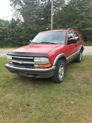 99 Chevy Blazer Dual Control For Mail Delivery