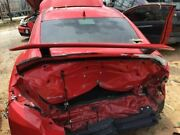 Rear Spoiler Coupe Factory Installed Si Fits 17-19 Civic 3952953