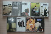 9 Suede Albums Single Thai Cassette Tape Collection Trash Coming Up The Wild One
