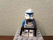 Lego Star Wars Captain Rex Phase 2 Minifigure 75012 Sw0450 Complete