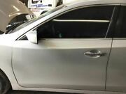 13 14 Nissan Altima Driver Front Door Electric Sdn Silver 2078560