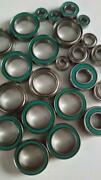 8x16x5 Ceramic Bearing Rc Dirt Offroad Oval Carpet Traxxas Losi Hpi Associated