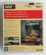 Weber 62101 Grill Out Handle Light Sealed