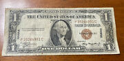 Silver Certificate - 1 One Dollar - Hawaii - 1935 A Note
