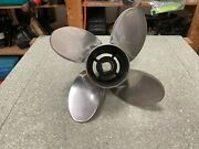Mercury Marine Outboard 14 1/2 X 17 Right Hand Propeller 17p P48-825898-17