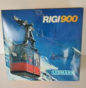 Vintage Lehmann Rigi 900 Cable Car Ski Lift Germany With Box Not Complete A