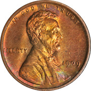 1909-p Vdb Lincoln Cent Great Deals From The Executive Coin Company