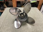 Mercury Marine Outboard 14 X 21 Right Hand Propeller 21p P825902a48