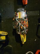 Husqvarna Chainsaw 570 For Parts Or Repair