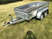 Car Trailer Breaking Trailer 2021 Quality Trailer 8 Ft By 4 Ft Twin Axle
