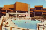 Continental-size Kah-nee-ta Lodge Swimming Pool On Warm Springs Reservation Or.