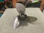 Mercury Marine Outboard 14 3/4 X 23 Right Hand Propeller 23p P48-825864a45