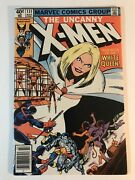 Uncanny X Men 131 Marvel Vf Emma Frost White Queen 1st Cover See Pics