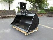New 48 Clean Up Bucket For A John Deere 310sg