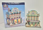 Lemax Carole Towne 2006 Collection Cooperand039s General Store Lighted House