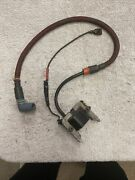 Good Used Yamaha Kt100 Go Kart Racing Engine Ignition Coil With Plug Wire And Boot