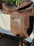 Lauriche Aj Foster 18.5 English Saddle For Dressage