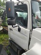Hino Door Assbly 07 To 15 Passenger Side With Mirror