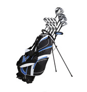 Aspire Xd1 Womens Complete Right Handed Golf Club Package Set - 3 Color Options