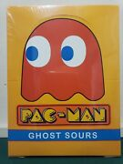 Fast Shipping Brand New, Sealed Pac-man Ghost Sours Case Of 18 Candy Tins