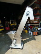 Hopper Elevator With Control Stainless Steel Variable Speed Nice