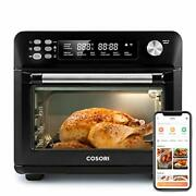 Cosori Air Fryer Toaster Combo 26.4qt 12 Functions Large Countertop Oven, Dehydr