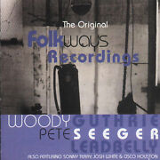 Free Us Ship. On Any 3+ Cds New Cd Woody Guthrie, Pete Seeger, Lead Original F