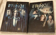 Fringe The Complete Fourth Season Dvd, 2012, 6-disc Set And Fifth And Final New