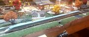 Tomix 92059 N Scale Jr E1 Max Four Car Bullet Passenger Train In Mint Cond.