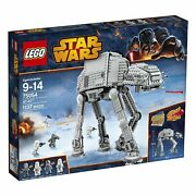 75054 Lego Star Wars At-at Factory Sealed Discontinued Factory Selaed