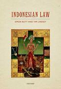 Indonesian Law By Lindsey Tim|butt Simon Hardcover