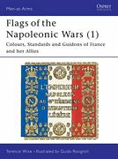 Flags Of The Napoleonic Wars 1 France And Her Allies Men At Arms, 77 By…