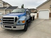 05 Ford F650 Rollback With Wheel Lift